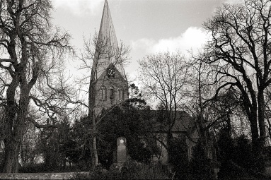 Spornitz Lutheran Church